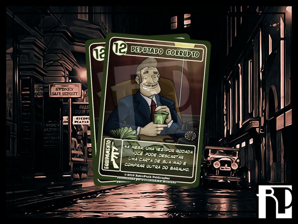 gangster - deputado corrupto