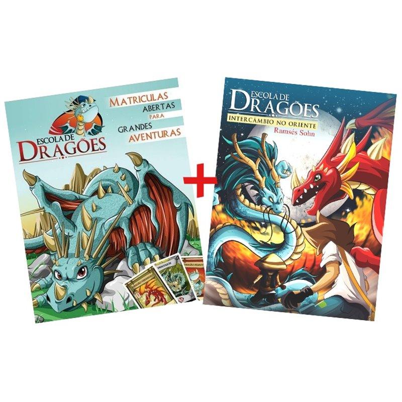 Escola de Dragões (Base + Expansão)