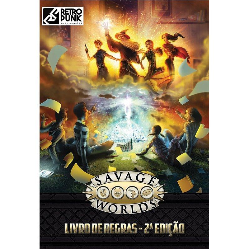 Savage Worlds: Livro de Regras 2e