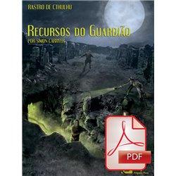 Rastro de Cthulhu: Recursos do Guardião (PDF)