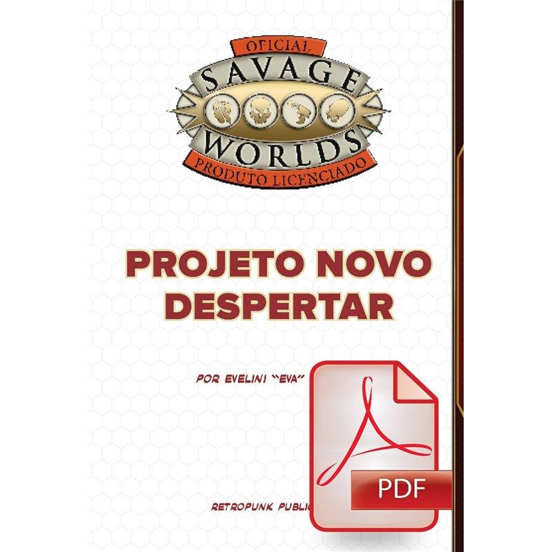 Projeto Novo Despertar (PDF)