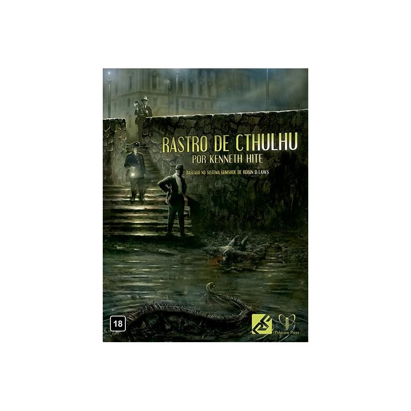 Rastro de Cthulhu 3e: Livro de Regras