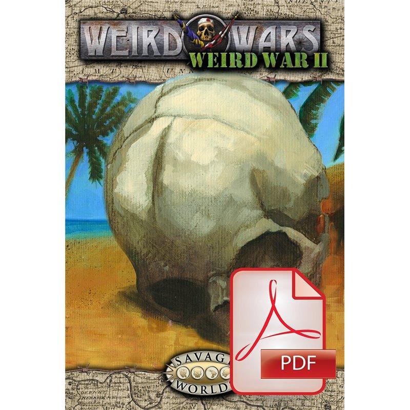 Weird Wars II: Ilha dos Sonhos (PDF)