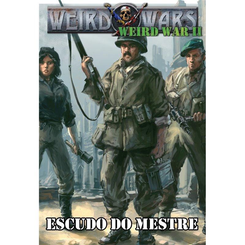 Weird Wars II: Escudo do Mestre