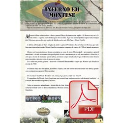 Weird Wars II: Inferno em Montese (PDF)