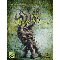 Criaturas Terriveis: Crias Negras de Shub-Niggurath (PDF)