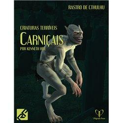 Criaturas Terriveis: Carniçais (PDF)
