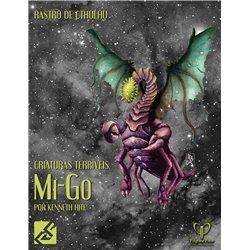 Criaturas Terriveis: Mi-Go (PDF)