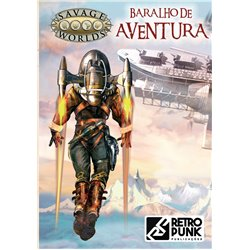 Savage Worlds: Baralho de Aventura (Base)