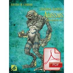 Criaturas Terriveis: Abissais (PDF)