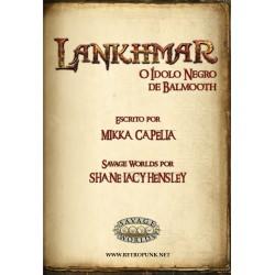 Lankhmar: O Ídolo Negro de Balmooth (PDF)