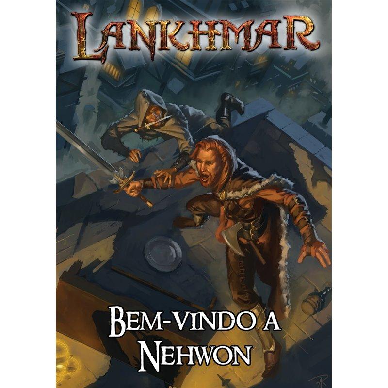 Lankhmar: Bem-Vindo a Nehwon