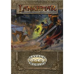 Lankhmar: Contos Selvagens da Guilda de Ladrões