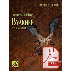 Criaturas Terriveis: Byakhee (PDF)