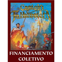 Castelo Falkenstein: Financiamento Coletivo