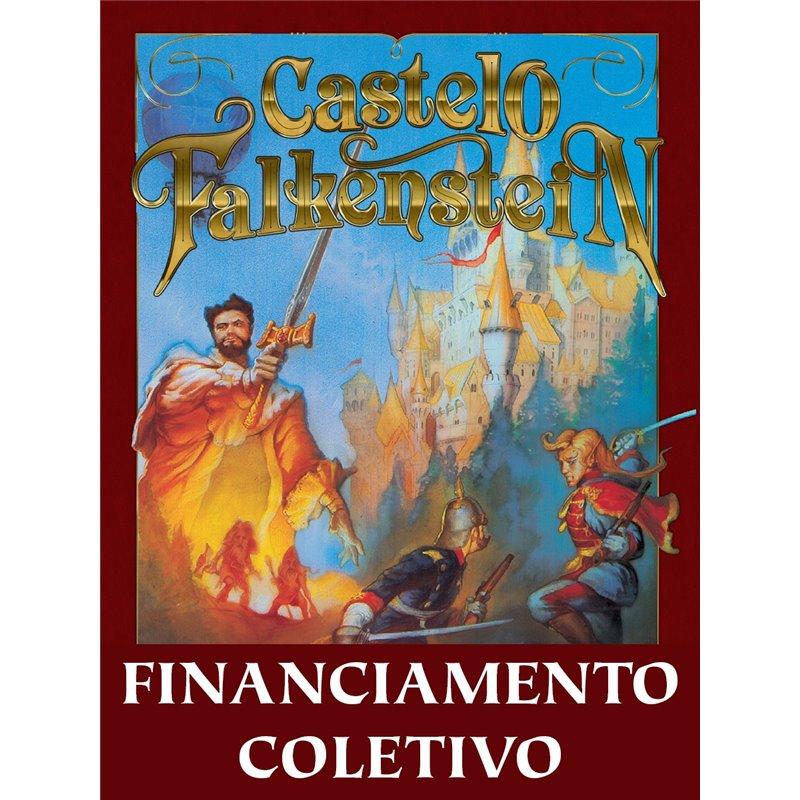 Castelo Falkenstein: Financiamento Coletivo