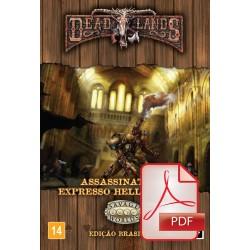 Deadlands Oeste Estranho:...
