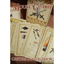 Mouse Guard RPG: Cartas do...