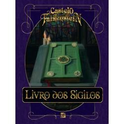 Castelo Falkenstein: Livro dos Sigilos (impresso)