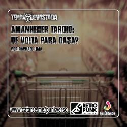 Punkverso: 016 - De Volta...