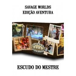 Savage Worlds Edição...