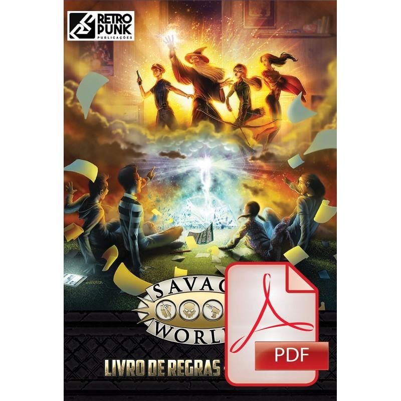 Savage Worlds: Livro de Regras (PDF)