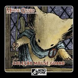 Coleção Mouse Guard