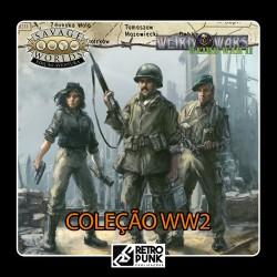 Coleção Weird Wars II