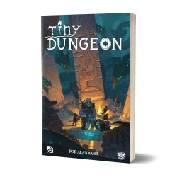 Tiny Dungeon: Livro de Regras