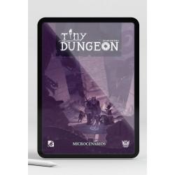 Tiny Dungeon: Microcenários...
