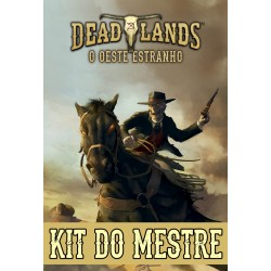 Deadlands: Kit do Mestre...