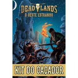 Coleção Deadlands: Caçador...