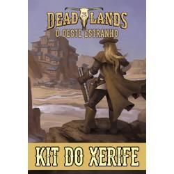 Coleção Deadlands: Xerife...