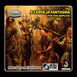 Punkverso: 096 - A Cerveja...