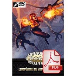 Savage Worlds: Compêndio de Superpoderes (PDF)