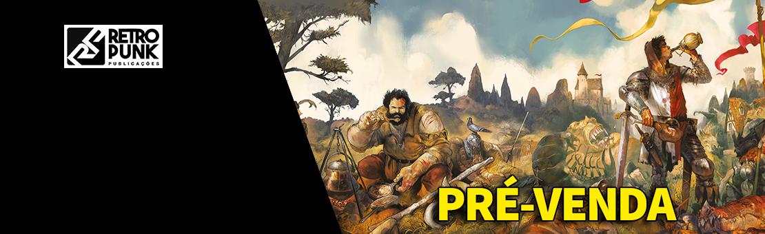 Cenário de Campanha para a 5a edição do RPG mais famoso de todos os tempos.