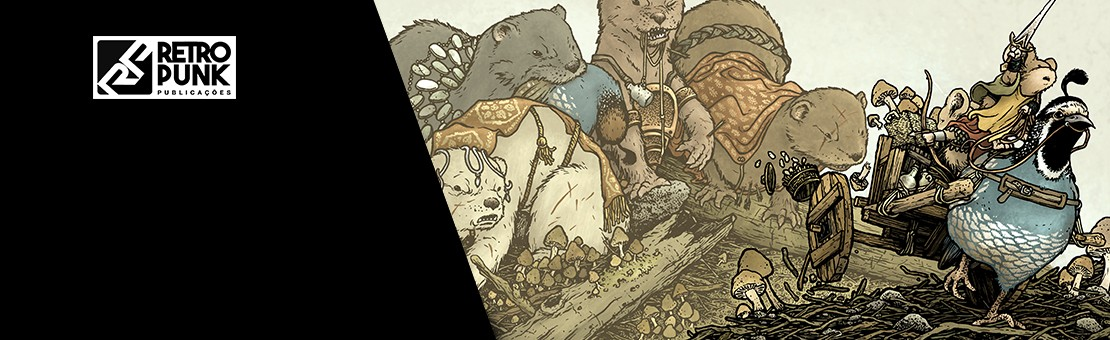Mouse Guard RPG
